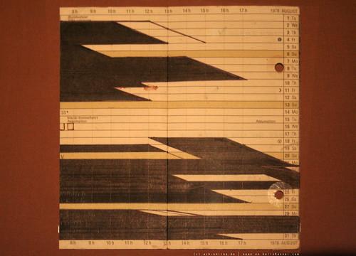 documenta 12 | Tanaka Atsuko / Kalender | 1954 | Neue Galerie | by A-C-K