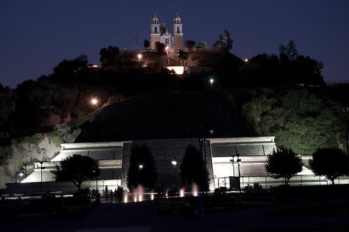 Piramide Iglesia