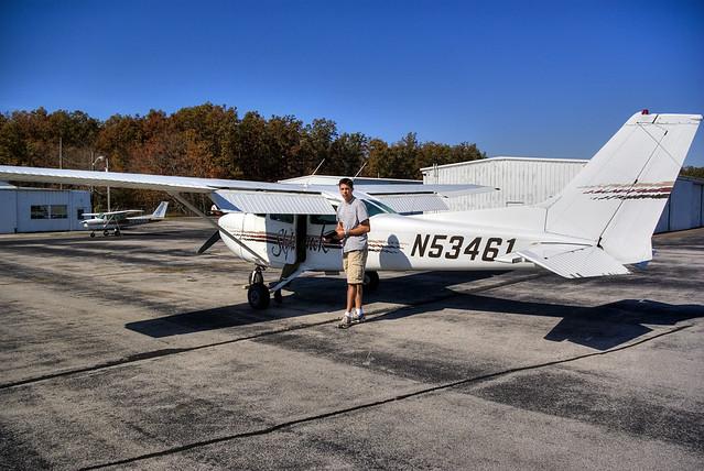David Elliot, Cessna 172, Crossville Memorial Airport, Crossville, TN