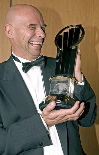 Guy Laliberté Entrepreneur of Year 2007 | by Ken Lennox