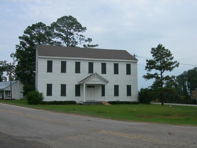 Old Claiborne Masonic Lodge