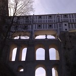 Cloak Bridge, Cesky Krumlov