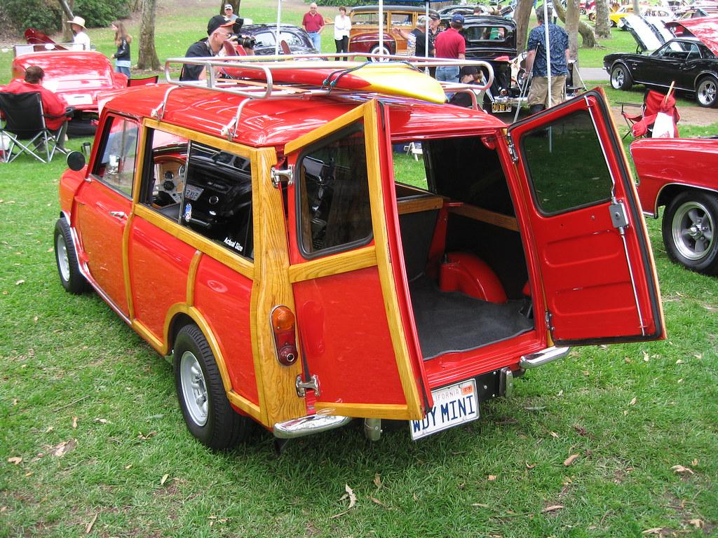 1964 Austin Mini Countryman Rear A 1964 Austin Mini Coun Flickr