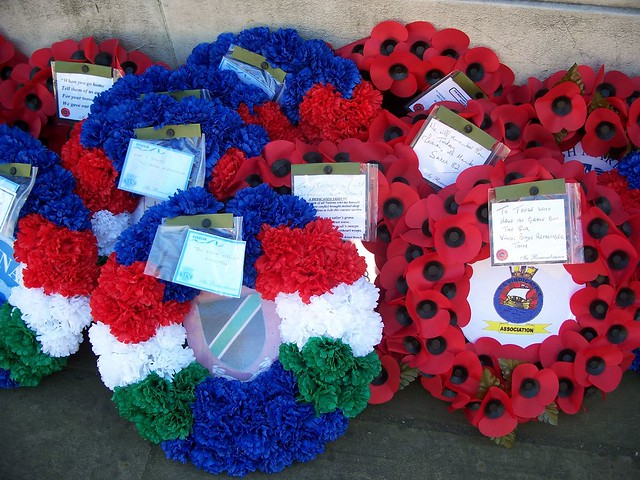 Poppies : Tower Hill Memorial