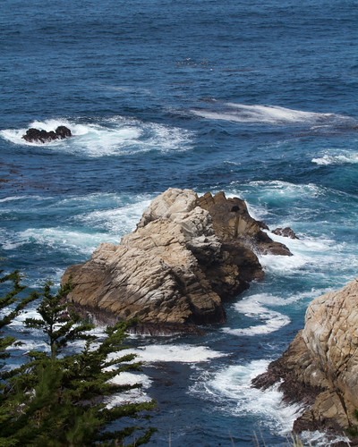 Granite and surf   by Tom Clifton