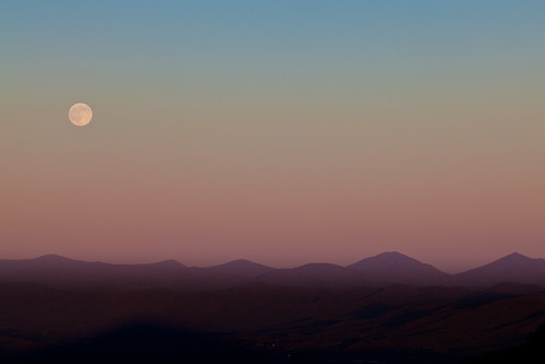 "light sky moon mountains colors canon season landscape photography virginia interesting scenery hiking mark seasonal scene hike full trail roanoke moonrise flare change 5d ii"" hunters appalchian scenicview at knob"" ""mcafees"