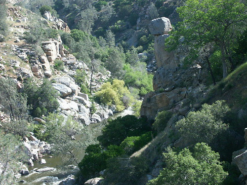 Deep Granite Gorge