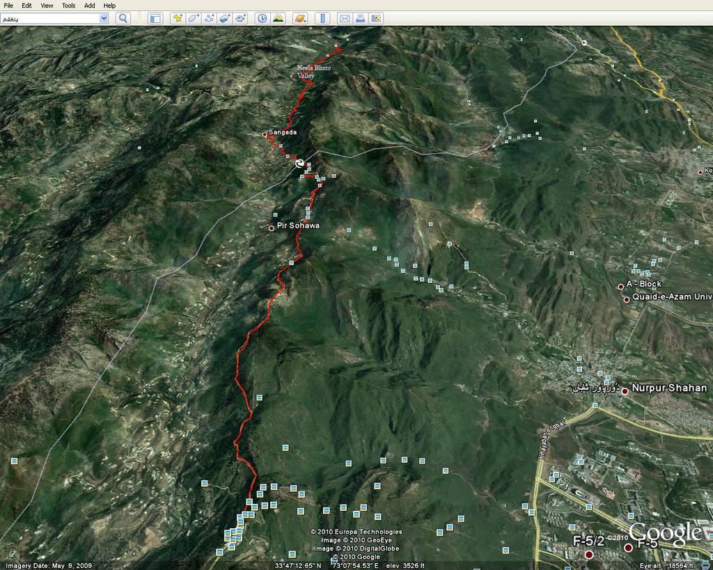 Google Earth Map of Neela Bhoto | Upon the request of one of ...