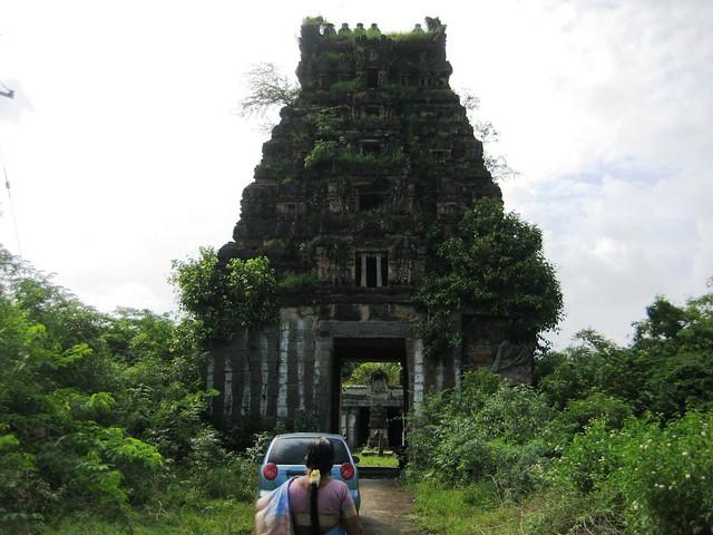 Inner Gopuram
