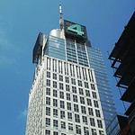 Conde Nast Building, Times Square