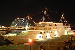 Kobe port | by veroyama