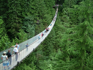 Capilano Suspension Bridge | by David Davies
