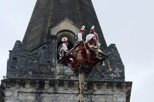 Voladores en Cuetzalan