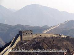 muralha de china