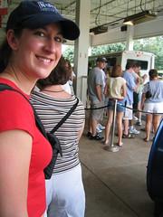 In Line at Graceland