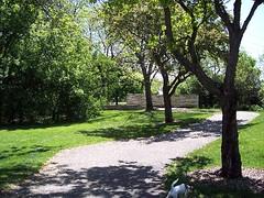 Virgil Gilman Trail - Galena road
