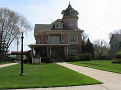 Pretty House...