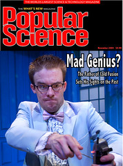 Mon, 2005-05-16 14:40 - Popular Science: Dave DaVinci