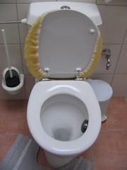 Y toilet, Gwesty Elckerlyck Inn, Rollegem