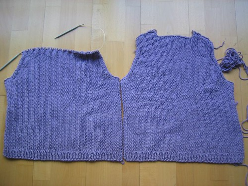 El meu jersei a dia 19 de maig