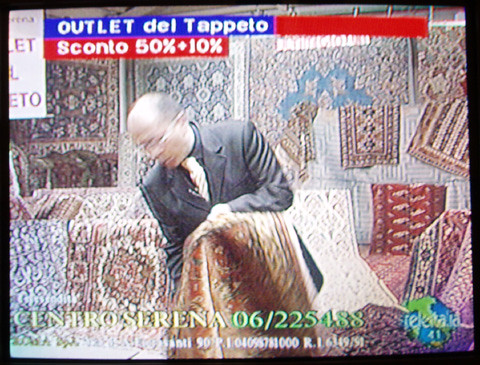TV - carpets