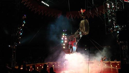Berlin Circus - Rotating Wheel