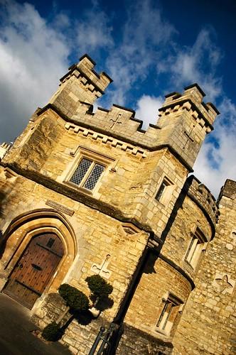 Buckingham Gaol