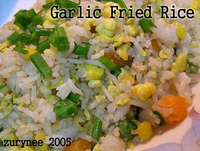 garlic_friedrice