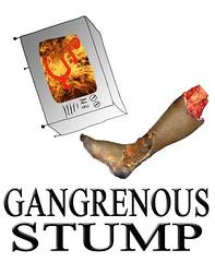 Gangrenous Stump