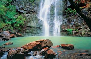 Black Rock Falls, Kimberley