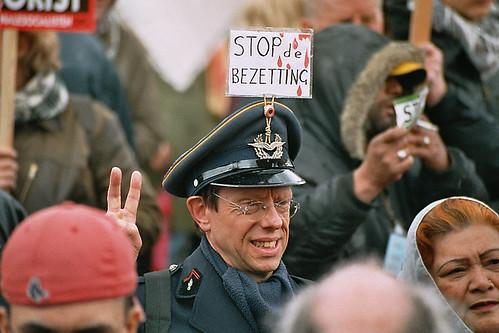 Stop de bezetting