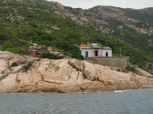 Tin Hau temple Po Toi