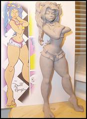 Artist Profile: Sculptor Alena Wooten