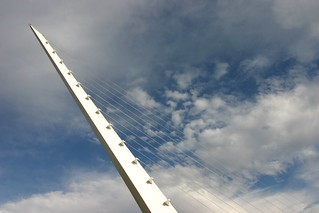 The Sundial Bridge | by funkandjazz