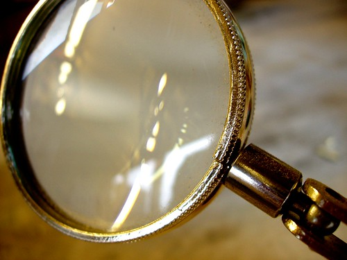 Magnifying Glass | by Auntie P