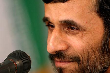 محمود احمدی نزاد