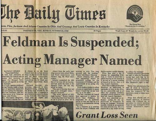 Feldman suspended2