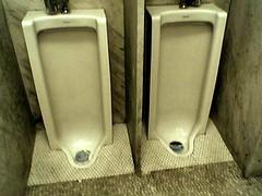 daddy warbuck's urinals