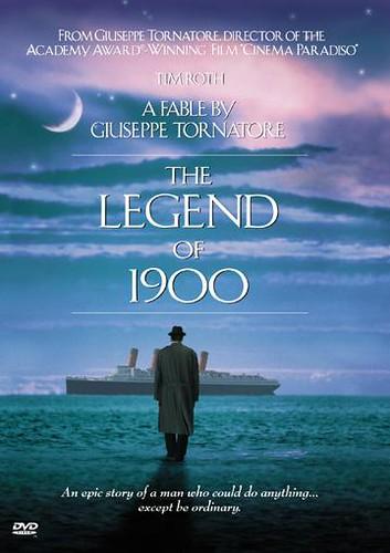 海上钢琴师  The Legend of 1900