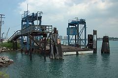 Ferry Apron
