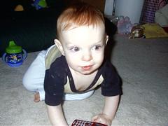 Someone found Daddy's phone