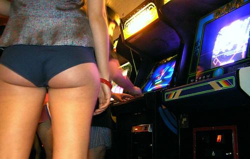 The LVHRD Underwear Video Game Contest