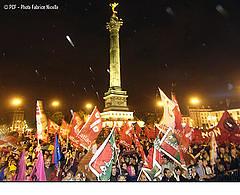 Victoria del Non: Plaza de la Bastilla 29 mayo