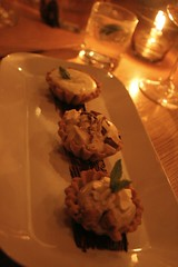 WaiterBlog dinner at Fiction - 06June2005 - 080