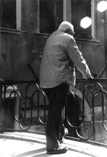 Old Man on Venetian Bridge | by domnit