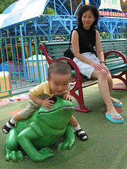 Climb on Frog