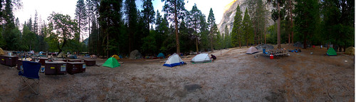 Yosemite Valley Camp 4 | by tychay