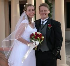Christine and Matt