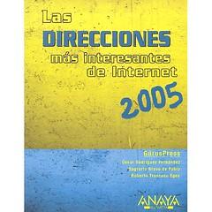 guía direcciones Internet