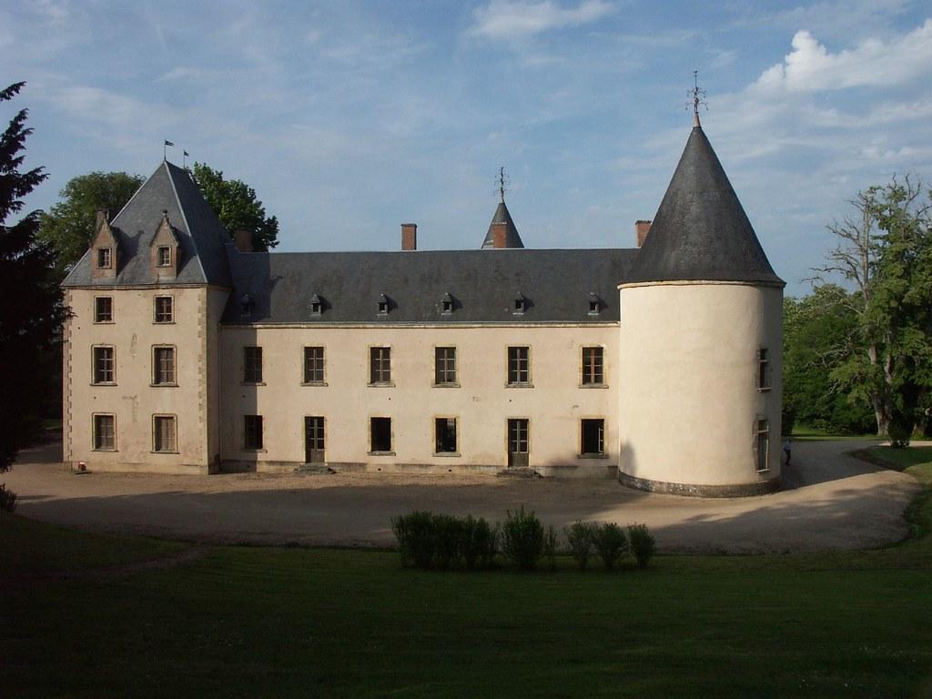 Chateau de la Beuvrière